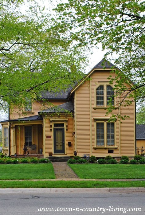 Historic Homes in Sycamore, Illinois