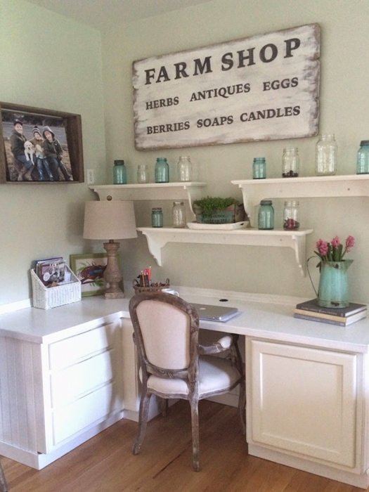 Little Farmstead Charming Home Tour Town amp Country Living