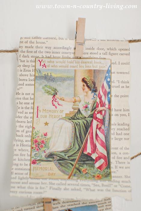 Vintage Lady Liberty Graphics
