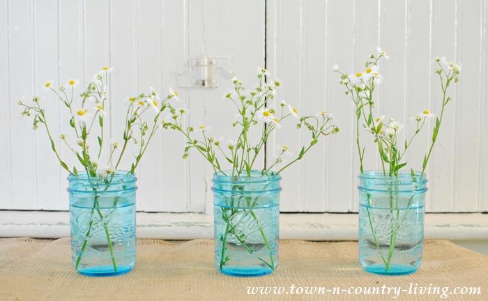 How to Arrange Wildflowers