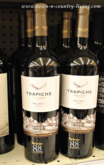 Trapiche Malbec Wine