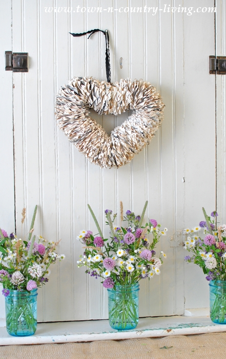 Simple Wildflower Bouquet