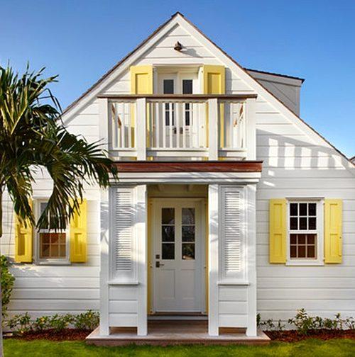 Beach Style Summer Cottage