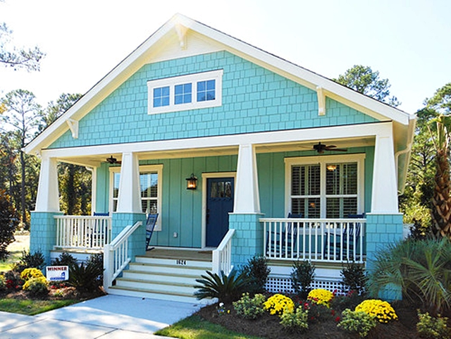 Ocean Blue Seaside Cottage