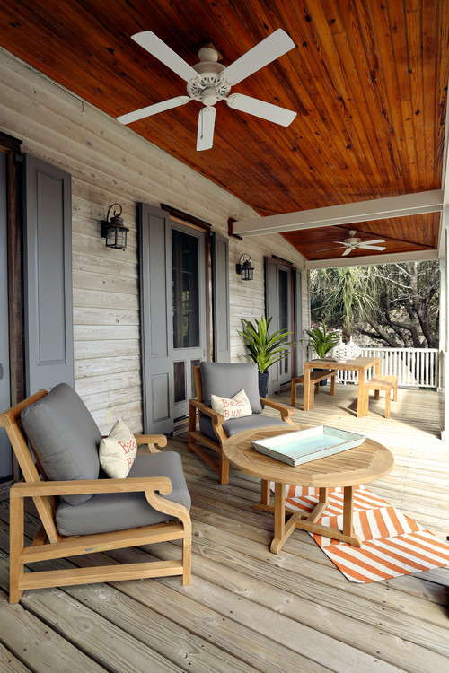Front Porch in Low Country