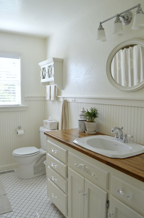 Cottage Style Bath Room