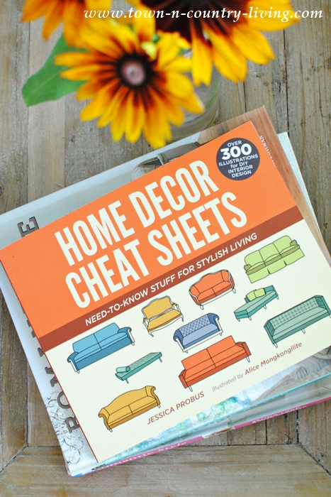 Home Decor Cheat Sheets. Your Must-Have Decorating Guide