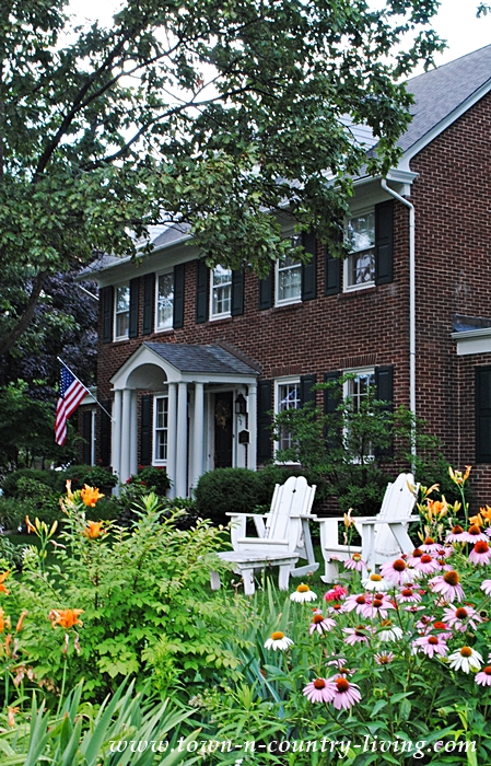 Charming Old Homes in St. Charles Illinois