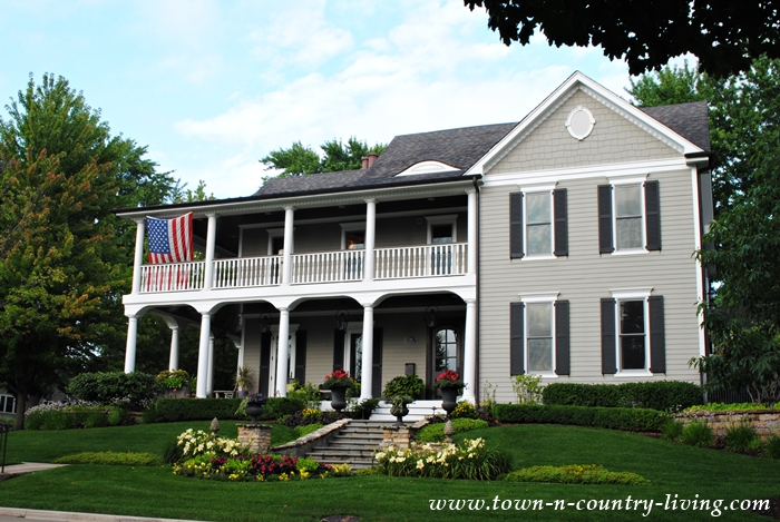 Southern Style Home in Illinois