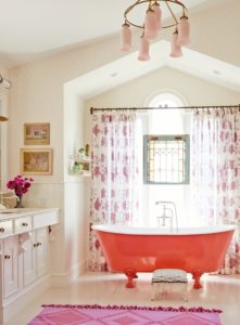 Colorful Bathrooms: 15 Inspiring Examples