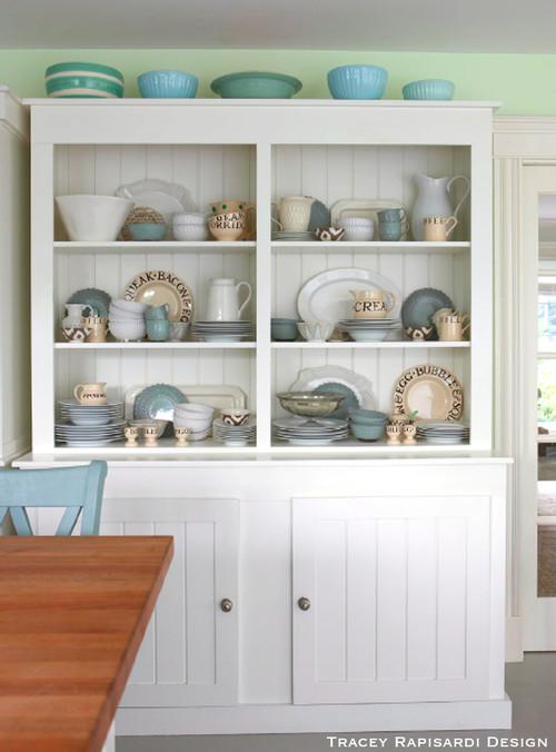 Farmhouse Kitchen Cabinet