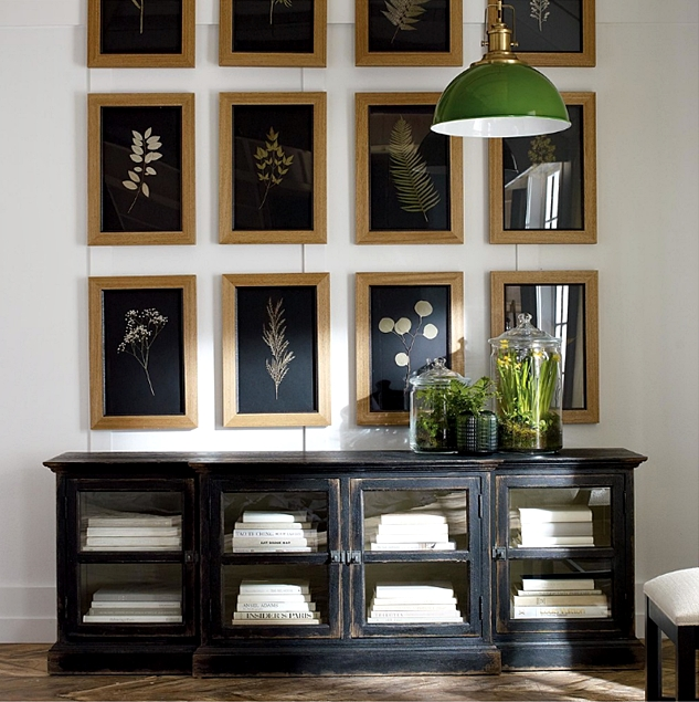 Ethan Allen in a Traditional Entry Way