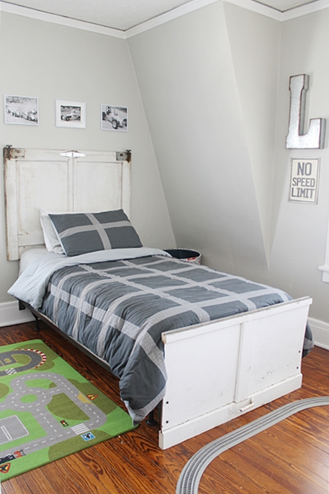 Boys Farmhouse Bedroom