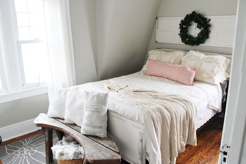 Charming Guest Bedroom
