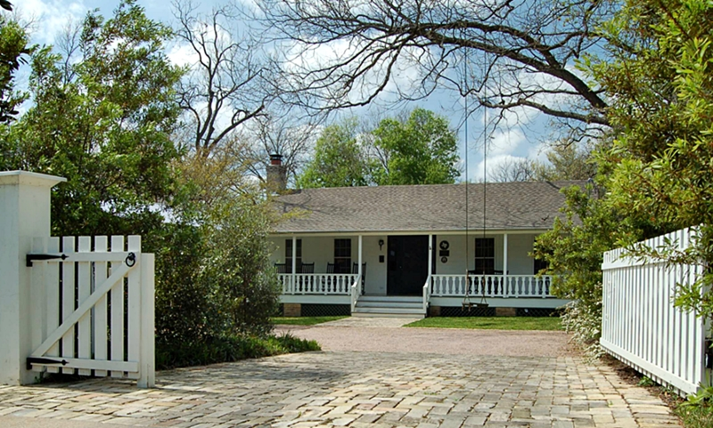 Historic House - Texas Ranch