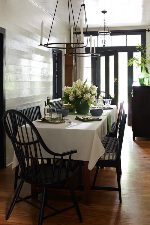 Texas Farmhouse Dining Room