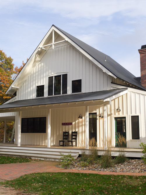 Minnesota Lake House - Farmhouse Tour