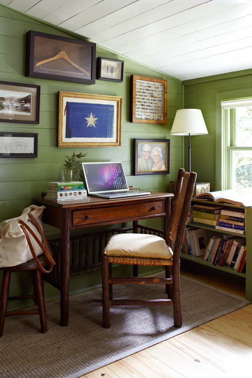 Rustic Farmhouse Office