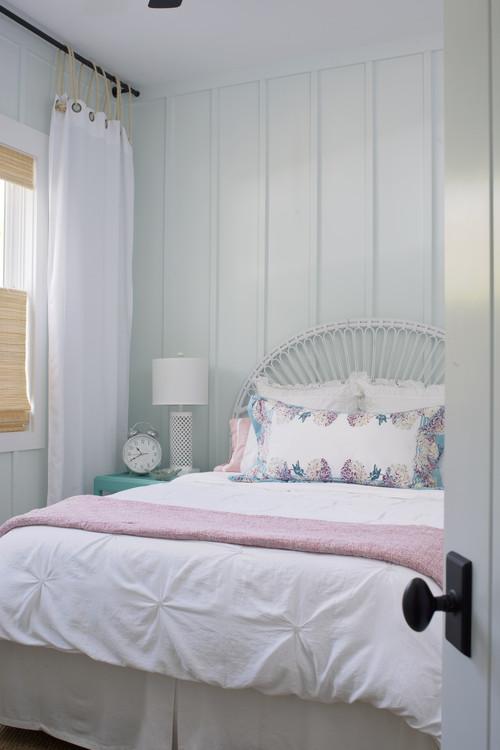 Board and Batten in Bedroom
