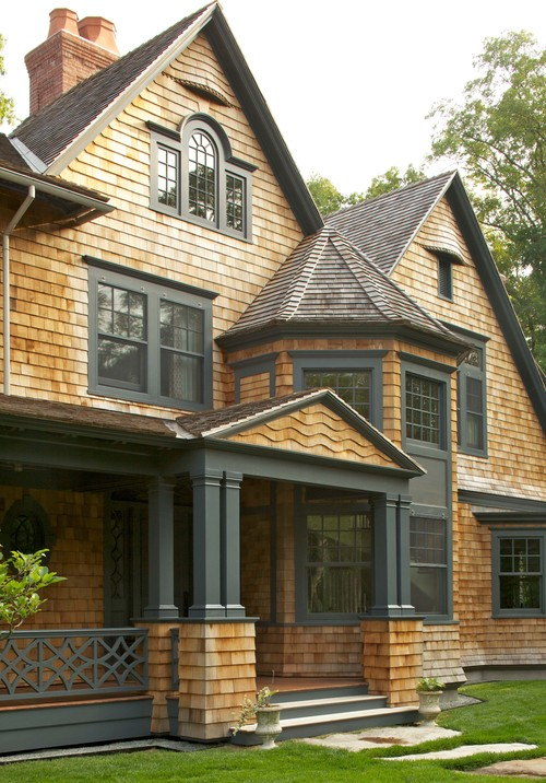 Shingle Style House Charming Home Tour Town Amp Country