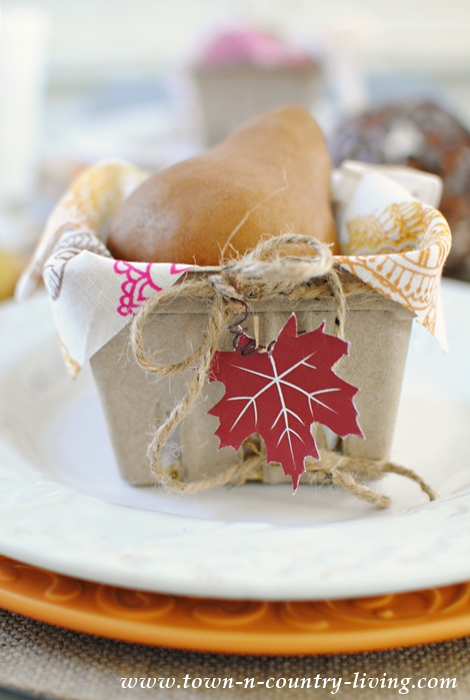 Free Fall Leaf Printable to Create Tiny Tags