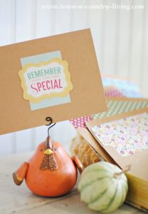 Handcrafted Note Cards: Make Your Own