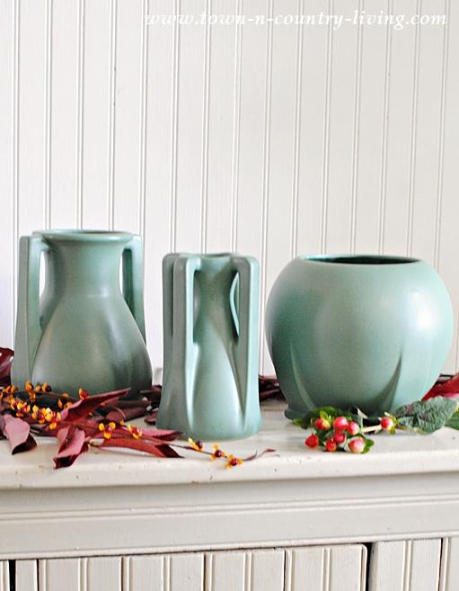 Teco Art Pottery from PrairieMod