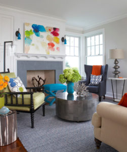 Vibrant Oceanfront House: Charming Home Tour