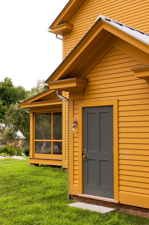 Farmhouse Exterior Details