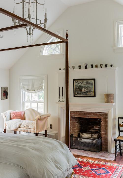 Colonial Farmhouse Bedroom