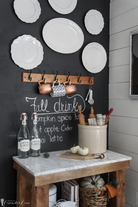 Fall Beverage Bar
