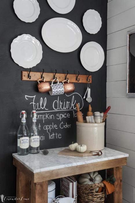 Fall Beverage Bar