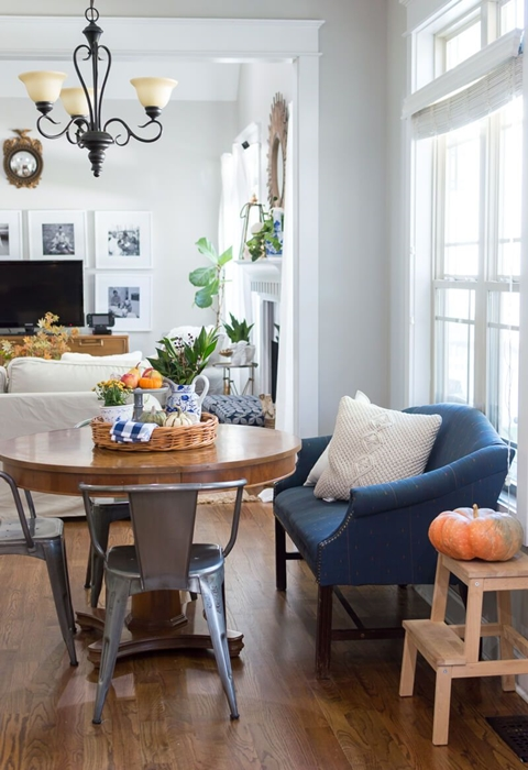 Fall Home Tour - The Home I Create