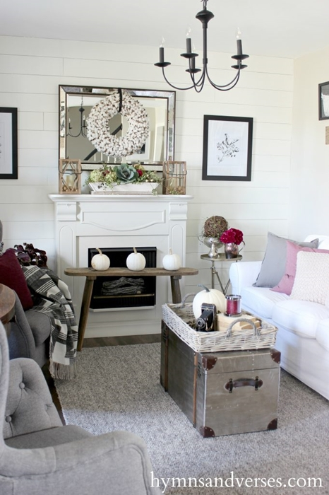 Fall Home Tour at Hymns and Verses