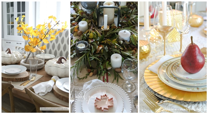 29 Thanksgiving Table Settings