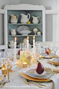 29 Thanksgiving Table Settings