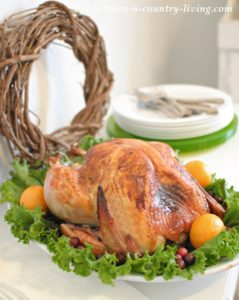 Thanksgiving Recipes and Turkey Day Tips