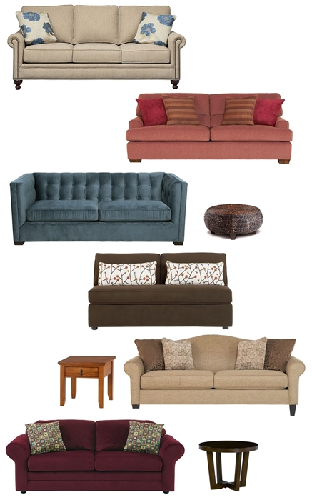 Couch Styles for Every Taste