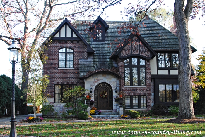 Tudor-Style Home in Historic Riverside