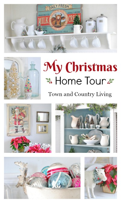 My Christmas Home Tour