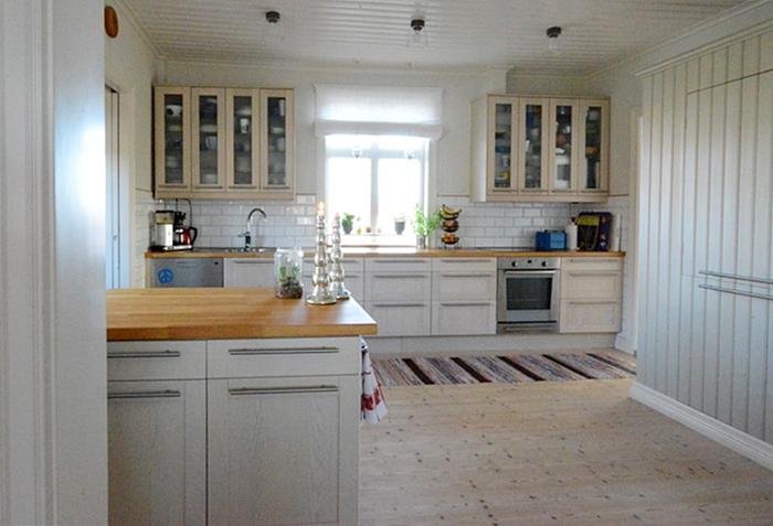 Scandinavian Kitchen - Swedish Country House