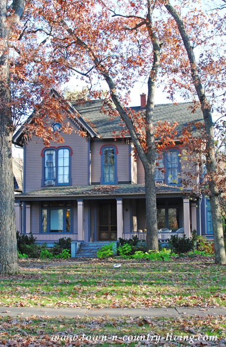 Charming Older Homes on Tree-Lined Streets. What's Not to Love?