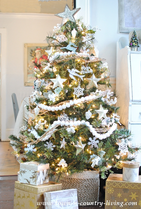 Christmas Home Tour with Tree from Wayfair