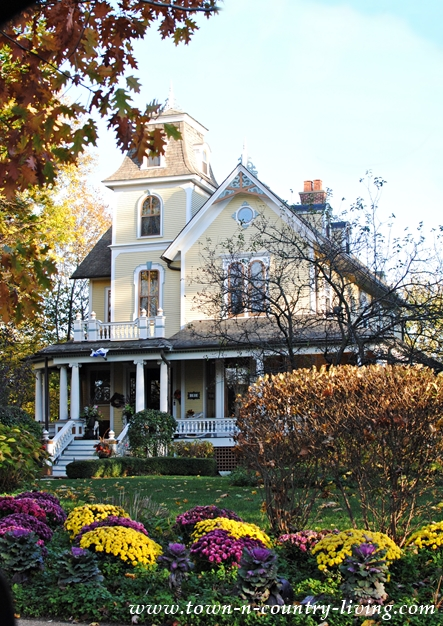 Collection of Victorian and Tudor Style Charming Older Homes in Riverside, IL.