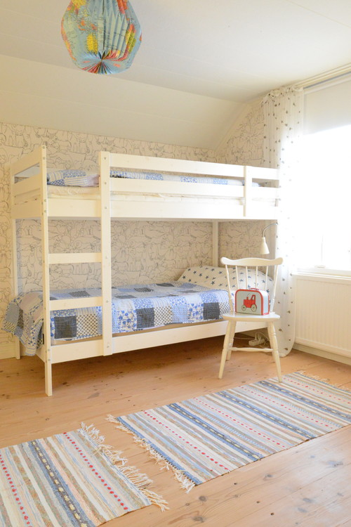 Girls Farmhouse Bedroom