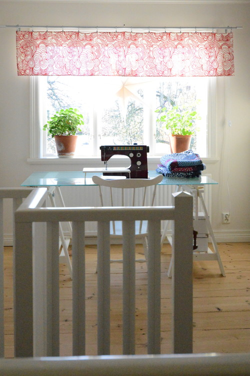 Farmhouse Sewing Room