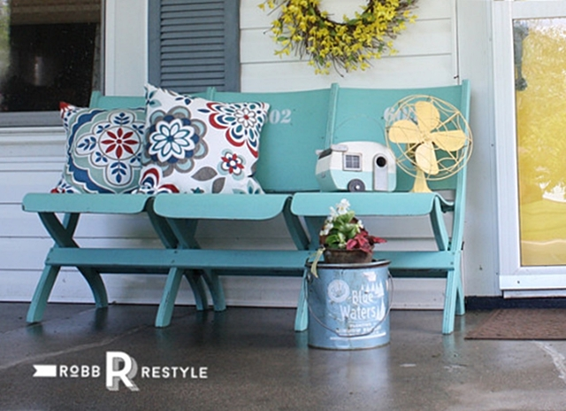 Vintage Front Porch Furniture