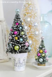 Bottle Brush Trees: Creative Ways to Display