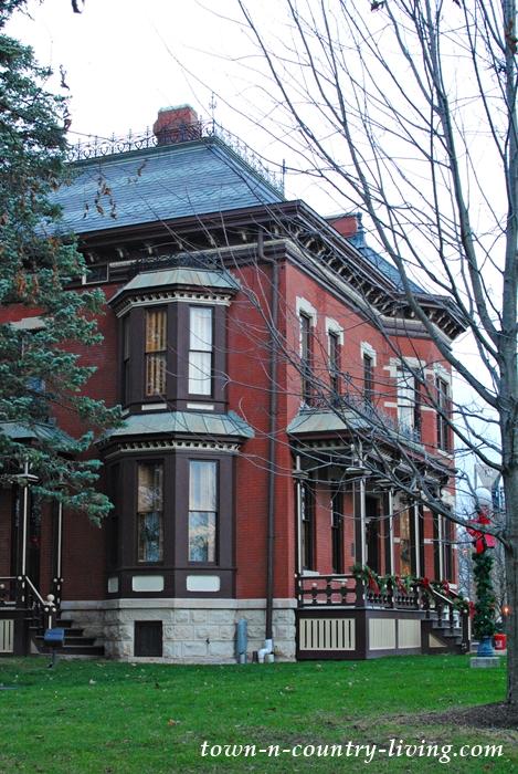 Martin Mitchell Mansion - aka Pinecraig