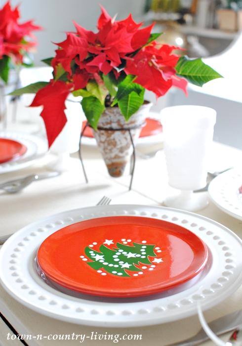 Waechtersbach Christmas Dishes